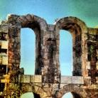 Ruins of a Roman Library - Ephesus Turkey