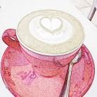 Modern Coffee Traditional Cappuccino